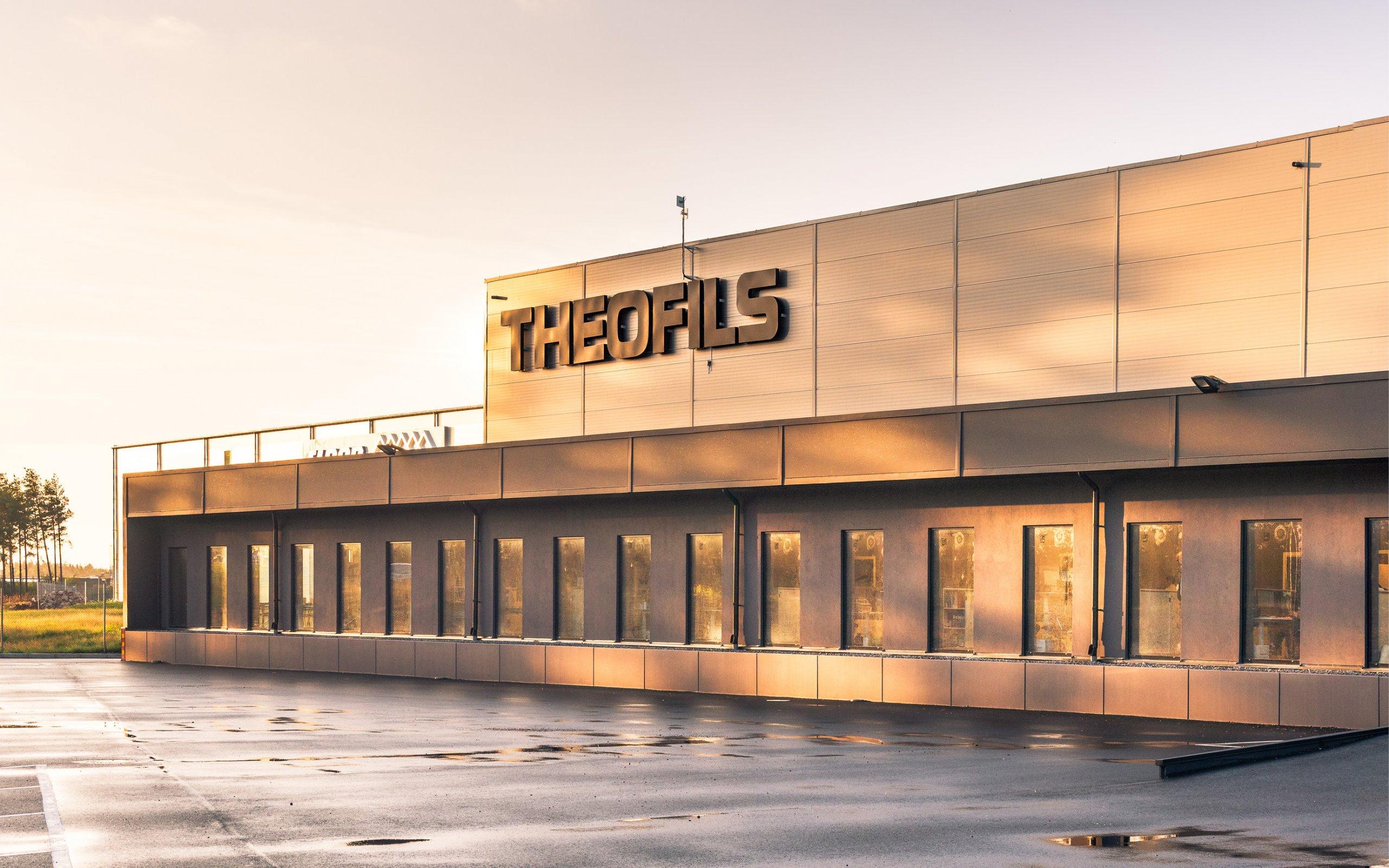 Theofils-huvudkontor