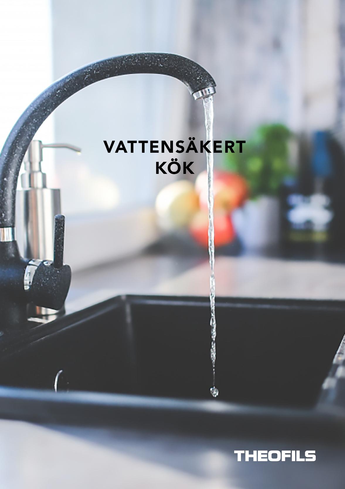 Vattensäkra köket