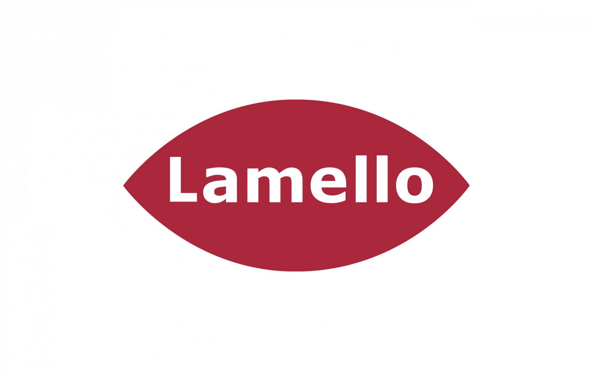 Lamello-logotyp