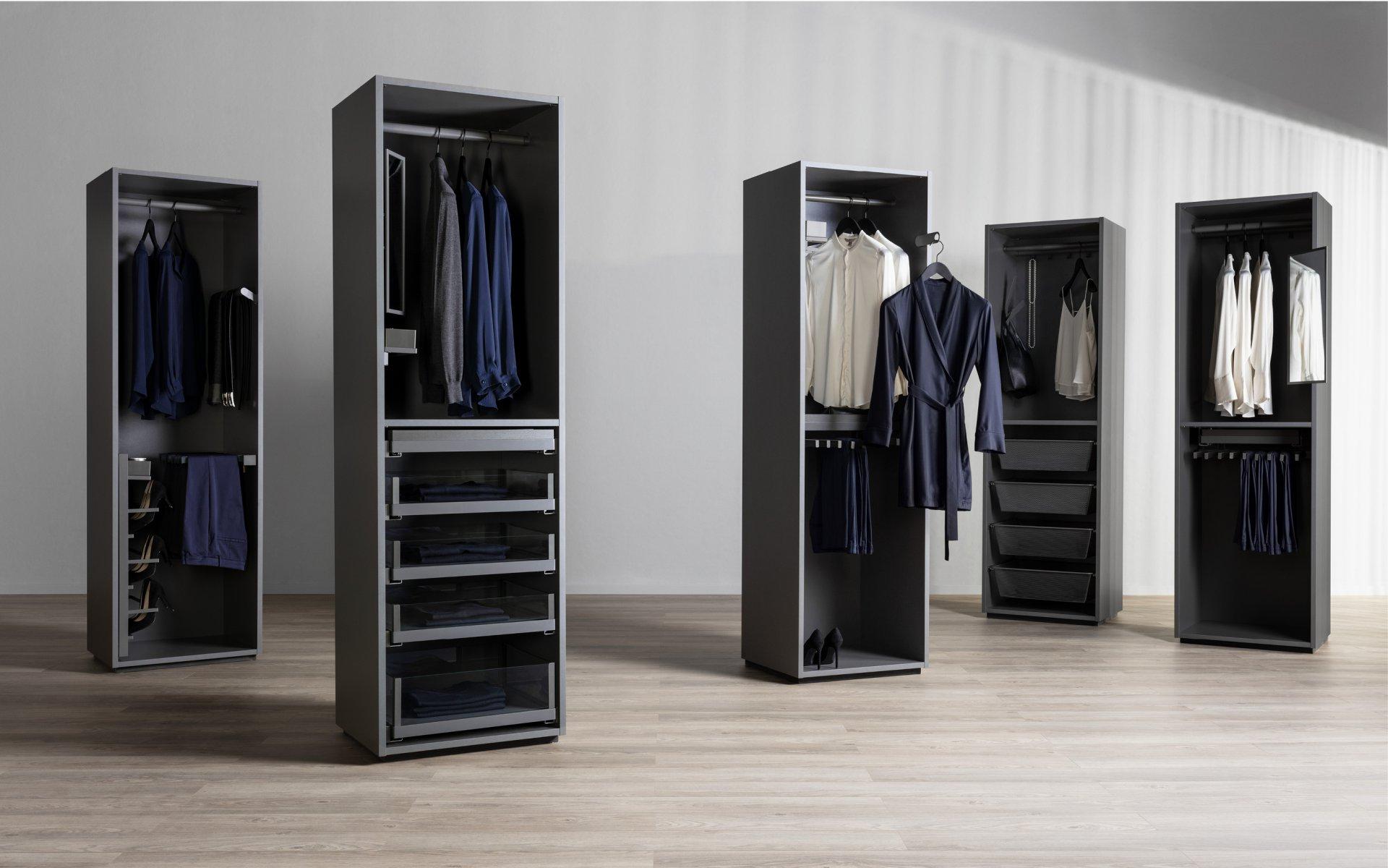 Inspiration för garderoben