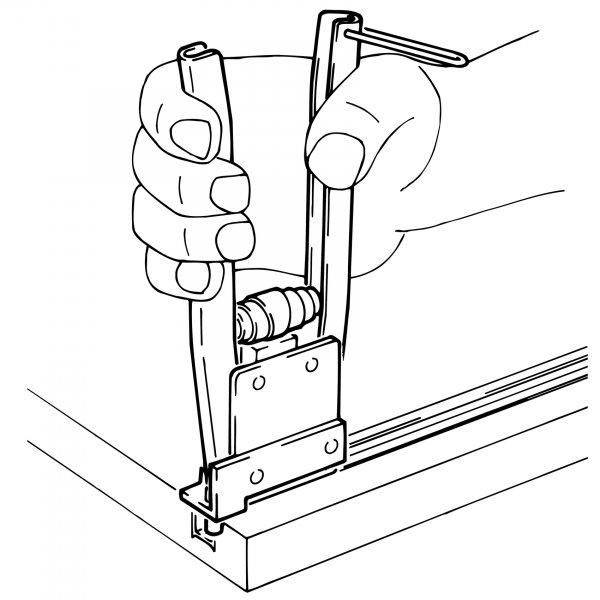 Stansverktyg till Clipo 15