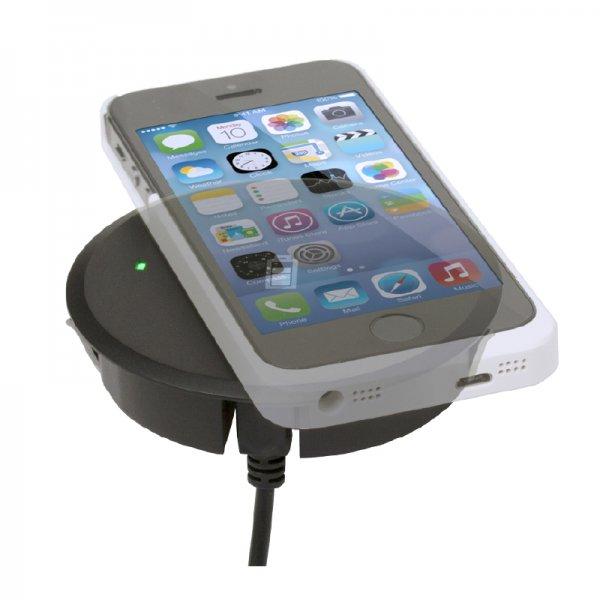 Induktionsladdare för smartphone