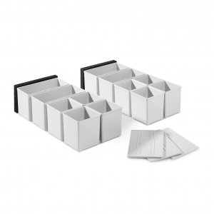 Insatsboxar set 60x60/120x71