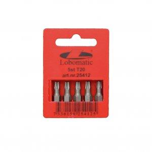 Torxbits 25 mm 5-pack
