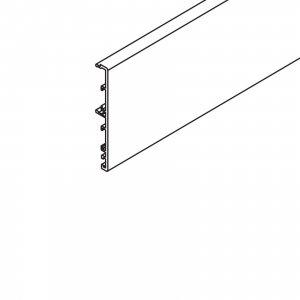 Täckprofil Porta HC